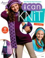 I Can Knit : 12 Designs in Sport Weight Yarn - Edie Eckman
