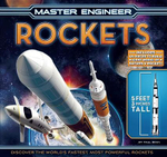 Rockets : Master Engineer : Discover the World's Fastest, Most Powerful Rockets - Paul Beck