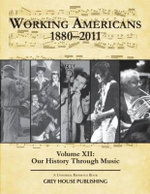 Working Americans, 18802011 Vol 12 : Artists & Musicians 2011 - Scott Derks