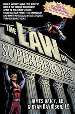 The Law of Superheroes - James E Daily