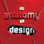 The Anatomy of Design : Uncovering the Influences and Inspiration in Modern Graphic Design - Mirko Ilic