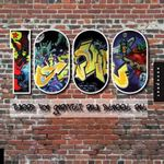 1,000 Ideas for Graffiti and Street Art : Murals, Tags, and More from Artists Around the World - Cristian Campos