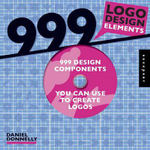 999 Logo Design Elements : Includes CD - Daniel Donnelly