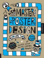 New Masters of Poster Design: Volume 2 : Poster Design for This Century and Beyond - John Foster
