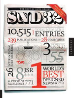 The Best of News Design 32nd Edition : Best of News Design - The Society for News Design
