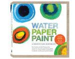 Water Paper Paint: A Watercolor Card Kit : Includes Everything You Need to Hand Paint Beautiful Custom Cards and Postcards! - Heather Smith Jones
