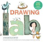 Drawing Lab Kit : A Creative Kit to Make Drawing Fun - Includes 40-page Book Packed with Fun and Silly Drawing Exercises! - Walter Foster Jr. Creative Team