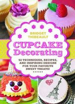 Cupcake Decorating - Bridget Thibeault