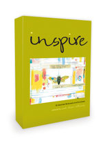 Inspire Note Cards Artwork by Sarah Ahearn Bellemare : 16 Assorted Notecards and Envelopes - Sarah Ahearn Bellemare