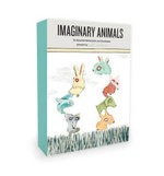 Imaginary Animals : 16 Assorted Notecards and Envelopes - Carla Sonheim