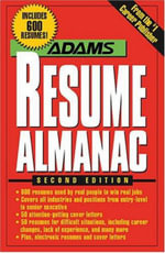 The Adams Resume Almanac : 50 Coasters That Tell You When to Chug, Pour, Pass... - Adams Media