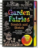 Sketch and Scratch Flower Fairies : Scratch & Sketch - Peter Pauper Press