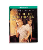 A Thief in the Theater : A Kit Mystery - Sarah Masters Buckey