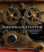 American Genius : Nineteenth Century Bank Locks and Time Locks - John Erroll