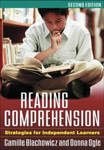Reading Comprehension : Strategies for Independent Learners - Camille Blachowicz