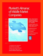 Plunkett's Almanac of Middle Market Companies 2010 : Middle Market Research, Statistics and Leading Companies - Jack W. Plunkett