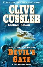 Devil's Gate : A Novel from the Numa Files - Clive Cussler