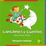 Rana, Rema, Rimas Canciones y Cuentos (Rowing Rhyming Frog Audio (CD)) - Margarita Robleda