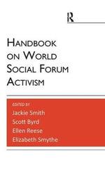 Handbook on World Social Forum Activism : Paradigm Handbooks