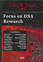 Focus on DNA Research : Medical Genetics