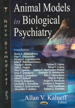 Animal Models in Biological Psychiatry