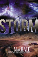 Storm : The Sylo Chronicles #2 - D. J. MacHale