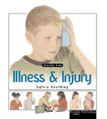 Illness and Injury : Healthy Kids - Sylvia Goulding