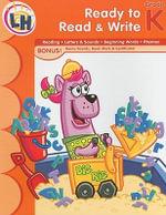 Ready to Read & Write, Grade K - Susan Jane Herron