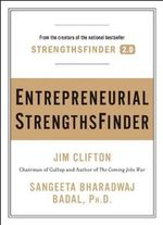 Entrepreneurial StrengthsFinder - Jim Clifton