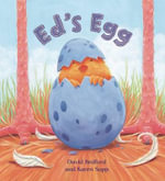 Ed's Egg :  A Lift-The-Flap Book with Christmas Tree Decorati... - David Bedford