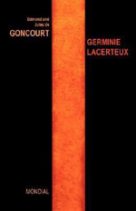 Germinie Lacerteux - Edmond De Goncourt