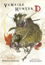 Vampire Hunter D : v. 1 - Hideyuki Kikuchi
