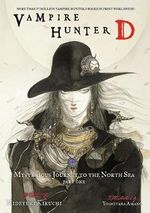 Vampire Hunter D : Mysterious Journey to the North Sea Volume 7, part 1 - Hideyuki Kikuchi