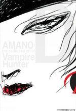 Yoshitaka Amano : The Collected Art of Vampire Hunter D - Hideyuki Kikuchi