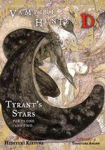 Vampire Hunter D : Tyrant's Stars Volume 16, part 1 & 2 - Yoshitaka Amano