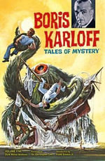 Boris Karloff Tales of Mystery Archives : Volume 5 - Frank Bolle