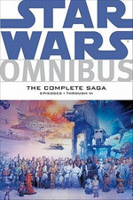 Star Wars Omnibus : Episodes I-VI the Complete Saga - Al Williamson