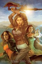 Buffy the Vampire Slayer : Season 8, Volume 1 - Michelle Madsen