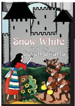 Snow White and the Seven Dwarfs : A Shape Book - Brothers Grimm