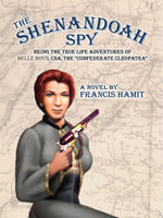 The Shenandoah Spy - Francis Hamit