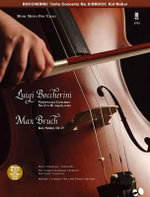 Boccherini Violoncello Concerto No. 9 in B-Flat Major, G482; Bruch Kol Nidrei (Adagio O - Hal Leonard Publishing Corporation