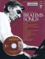 Brahms German Lieder - High Voice (Digitally Remastered) - Johannes Brahms