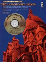 Oratorio Arias for Contralto (Digitally Remastered) - Hal Leonard Publishing Corporation