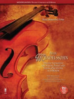 Felix Mendelssohn-Bartholdy : Concerto for Violin, Piano and Orchestra in D Minor - Felix Mendelssohn