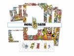 Joe Ledbetter Aminal Kingdom Stationery Set - Joe Ledbetter