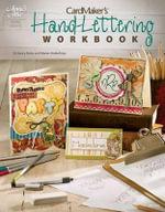 CardMaker's Hand-Lettering Workbook - Nancy Burke