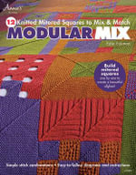 Modular Mix : 12 Knitted Mitred Squares to Mix & Match - Edie Eckman