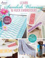 Learn Swedish Weaving & Huck Embrokdery - Katherine Kennedy