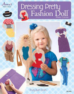 Dressing Pretty Fashion Doll - Trudy Bath Smith
