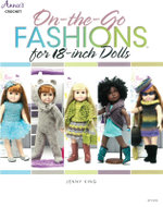 On-The-Go Fashions for 18-Inch Dolls - Jenny King